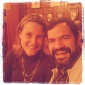 Ms. Maggie Fox and Senor Suarez, meetups after Enterprise2.0 Summit 2012