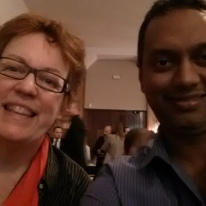 With Jane McConnel @netjmc at Enterprise2.0 Summit 2013